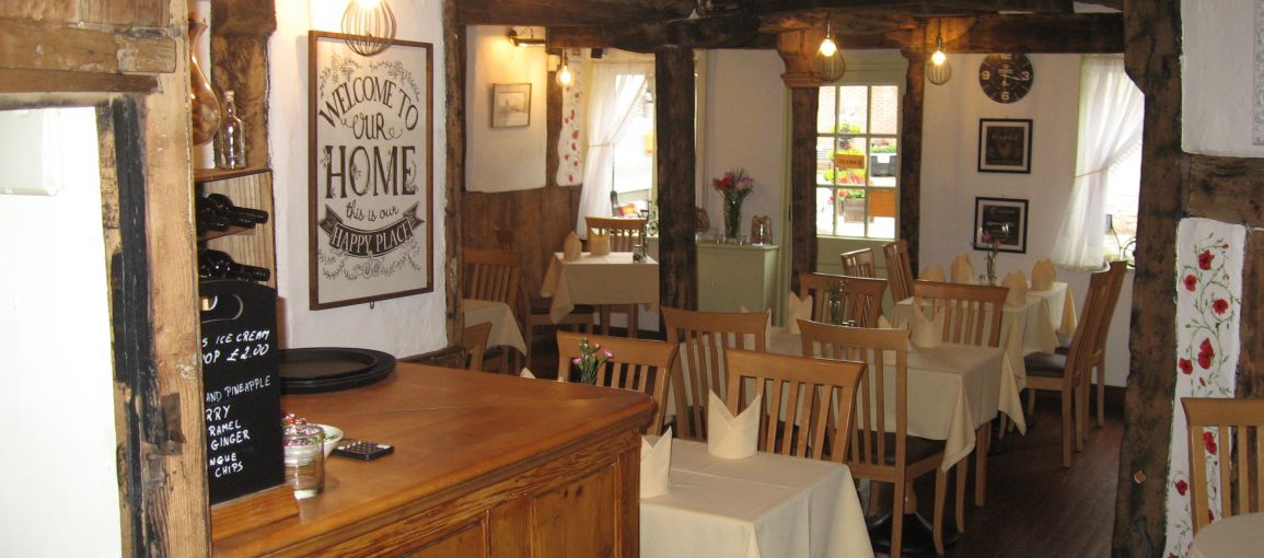 The Abbot's Table - traditional english food in tewkesbury
