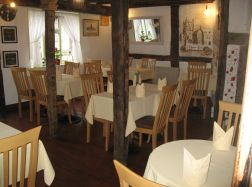 The Abbot's Table - good food tewkesbury